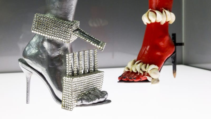 The Art of Footwear: 31 Weird Shoes You Won't Believe