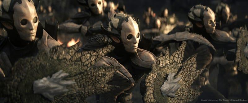 VFX reel breaks down Thor 2's epic prologue battle