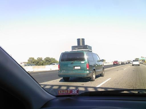 Google Streetview Camera Vehicles Spotted All Over US