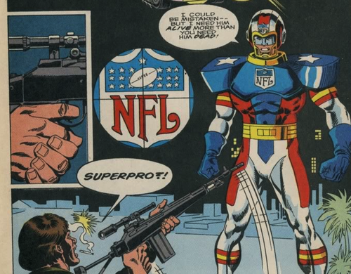 10 ridiculous superheroes who are their jobs