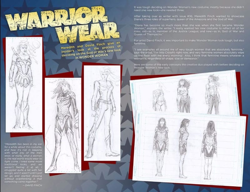 Check out these alternate designs for wonder woman 39 s new for New check designs