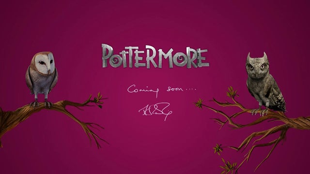 Is J.K. Rowling's Mystery Site Hiding a Harry Potter Smartphone?