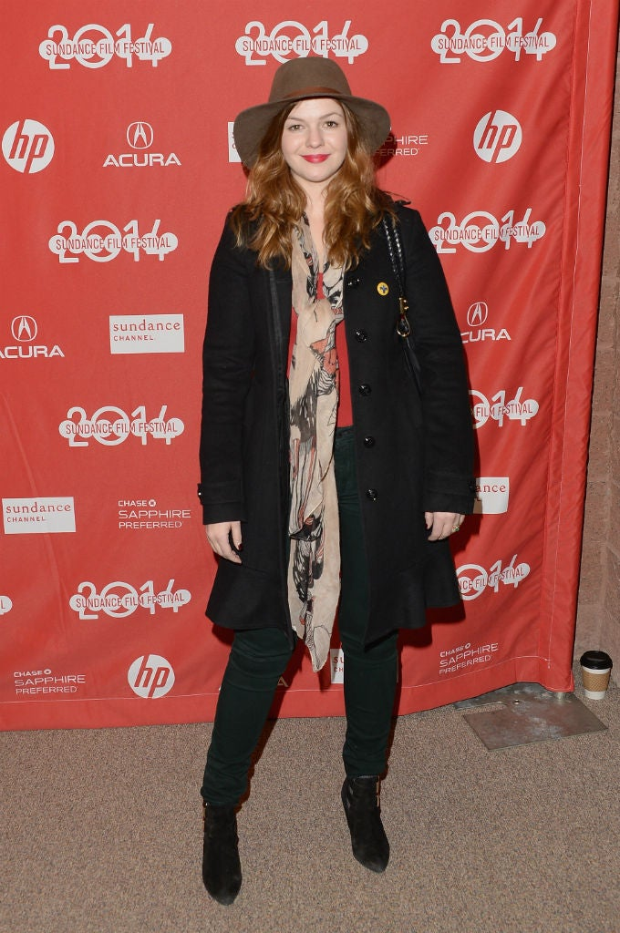 This Is How Amber Tamblyn Dresses Now