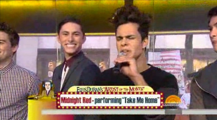 Midnight Red Attempts to Charm America by Charming Hoda and Kathie Lee