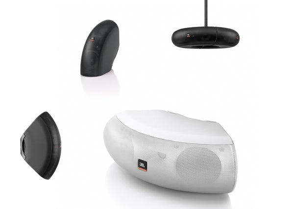 JBL Control Now Loudspeakers Run Circles Around Competition