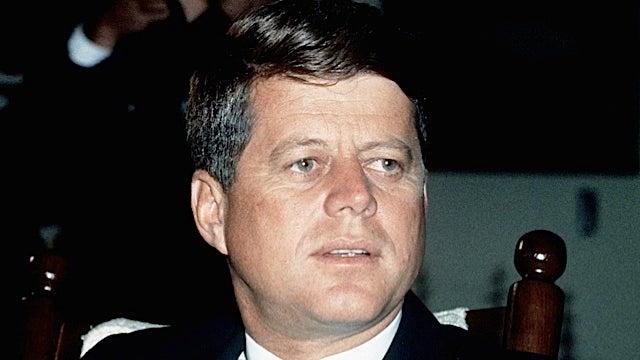 JFK Memoir or Bad Erotic Fiction?
