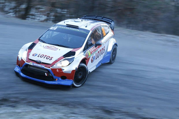 Rally Monte Carlo Update 1: Kubica surprises the whole Paddock. WP1-WP3