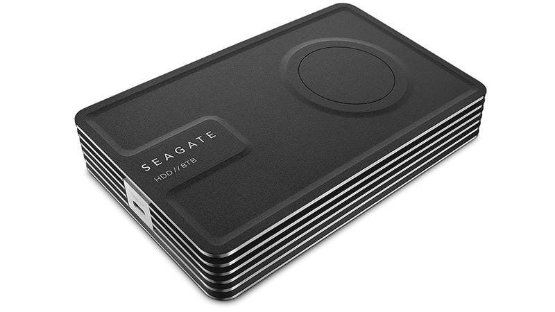 First USB-Powered 8TB Drive Is as Portable as a Flash Drive