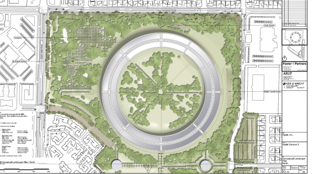 The New High Resolution Renders of Apple's Next Campus Are Gorgeous