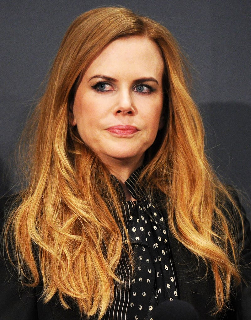 Nicole Kidman Tries to Move Her Face Again