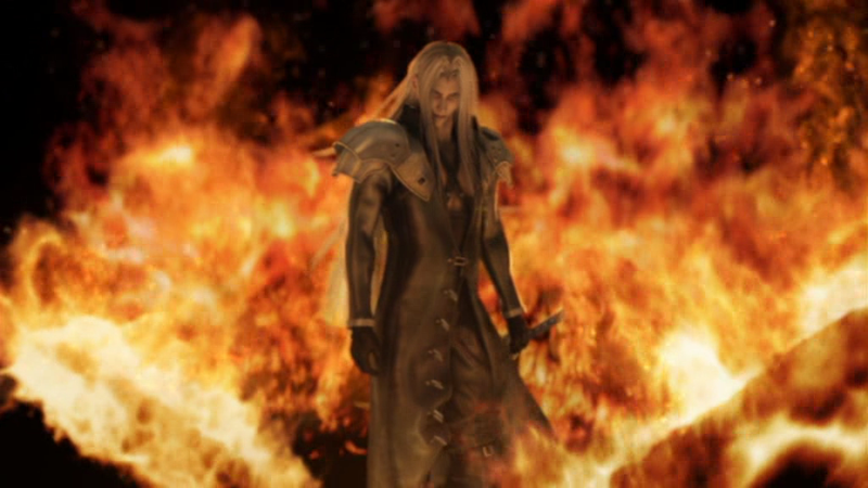 Dear Video Game Expert: What Would Sephiroth Do?