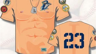 Man Nipples on New Baseball Team Jerseys Piss Off Fans