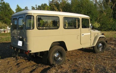 Catch of the Day: Toyota HJ45 Diesel Troopy Land Crusier