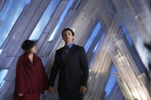 """Smallville 10x20, """"Prophecy"""" Pictures"""