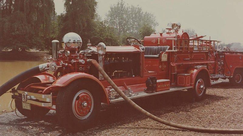 The Ten Strangest Firetrucks Ever Built