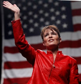 Sarah Palin, Pals Wave Goodbye To That Last Shred Of Respectability