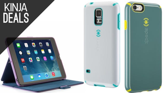 Add Bluetooth to Old Speakers, New Cases for Your Gadgets, More Deals