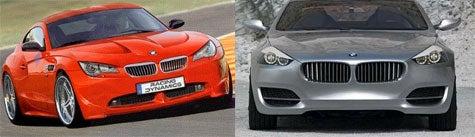 BMW Skunk Works Readies M10
