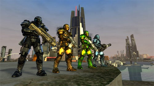 Grab The Keys To The City In Crackdown 2