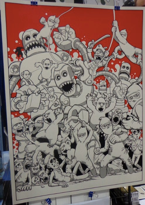 The very best finds on the floor at Comic-Con 2013