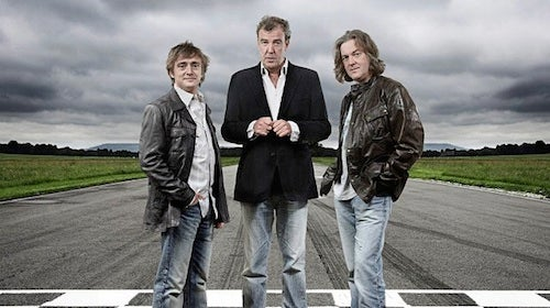 The Ten Best Episodes of Top Gear