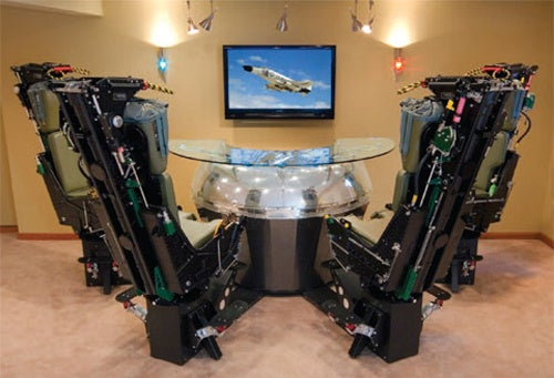 $225,000 Phantom Bar's Ejection Seats Should Be a Legal Imperative In Every Pub