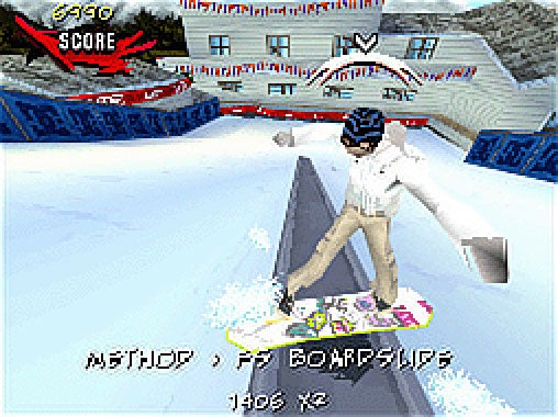 Next Tony Hawk Game Adds Snowboarding, DS Motion Control