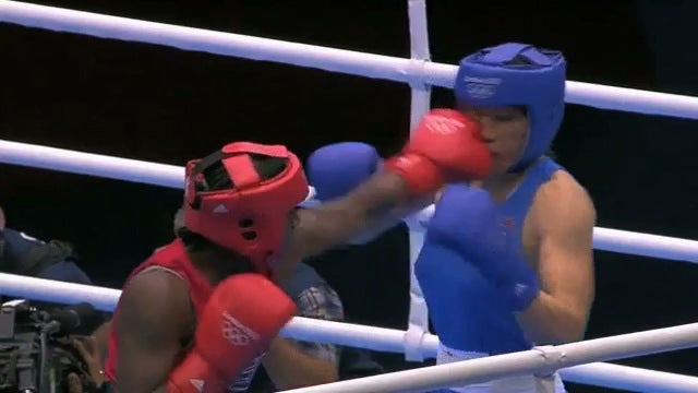 Claressa Shields Won The First Women's Gold Medal In USA Boxing History