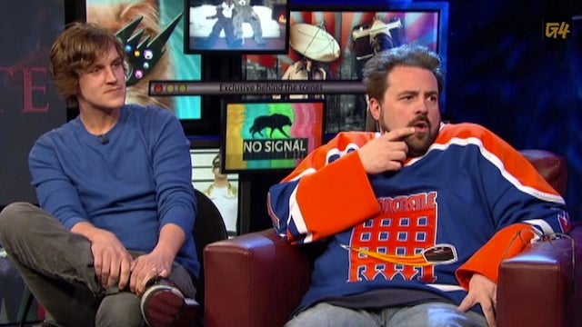 Jay and Silent Bob Reunite on Attack of the Show!