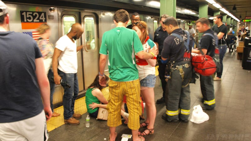 Subway Rescue Gallery