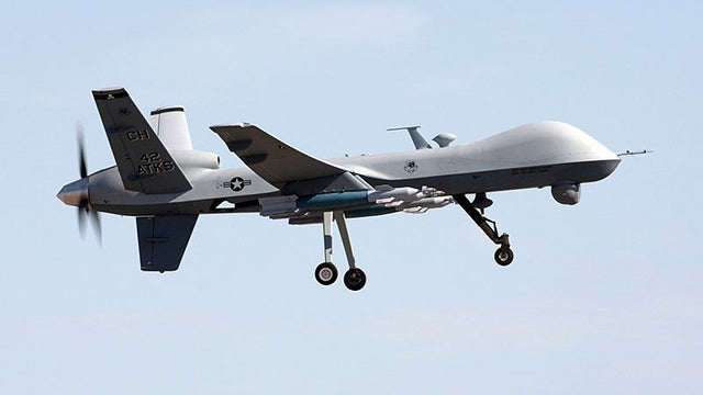 Is the Pentagon developing a stealth drone?