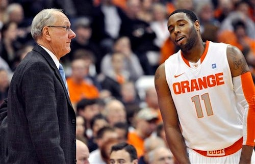 Why The Syracuse Point-Shaving Rumor Was Inevitable
