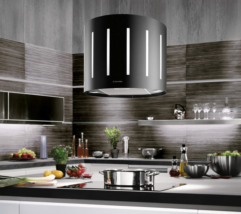 Electrolux's Oven Hood Disguises Itself as a Lampshade