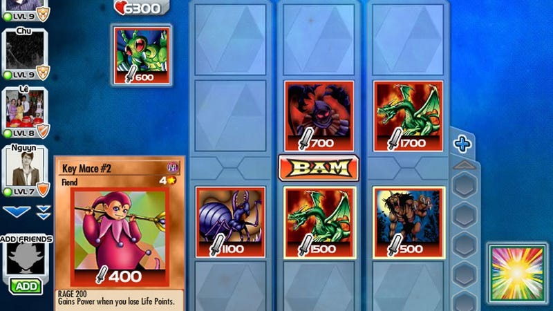Yu-Gi-Oh! BAM Might Be the Best Incarnation of the Card Game I've Played