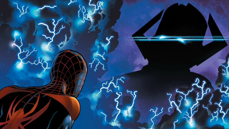 The Ultimate Universe is Galactus' buffet in This Week's Comics!