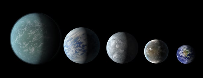 NASA has discovered the most Earth-like planets yet