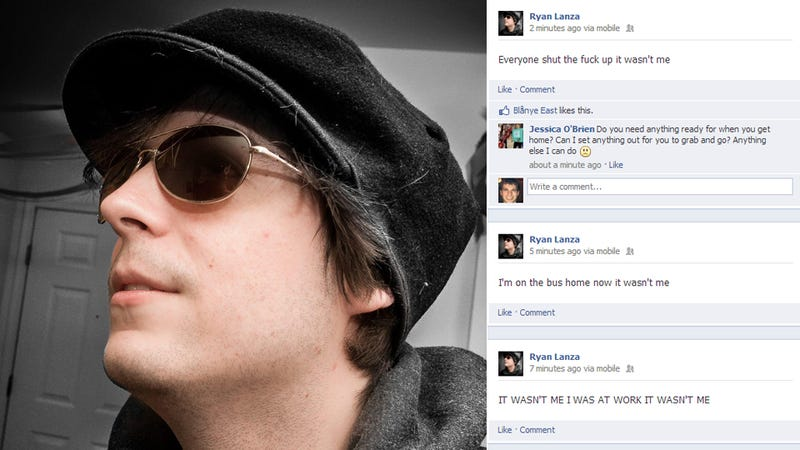 This 'Ryan Lanza Facebook Profile Is The Connecticut Shooter' Stuff Is Fucking Up Everything