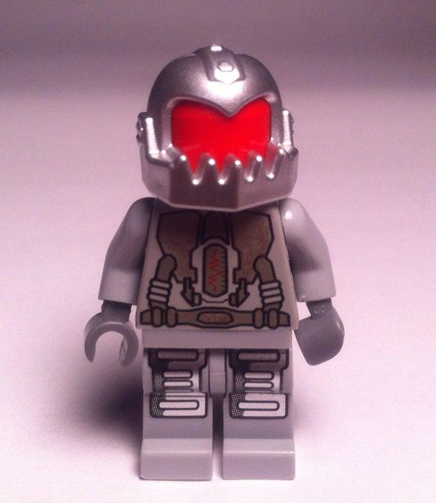 Marvel Superheroes, Recreated As Custom LEGO Minifigures