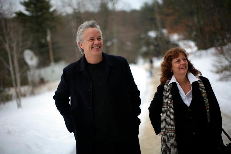 Way to Break up and Not Tell Anyone, Tim Robbins and Susan Sarandon