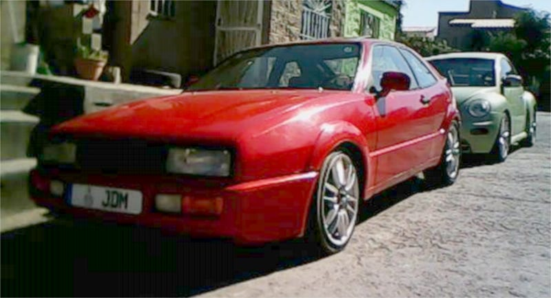 For $1,750, This Corrado Is Your Tijuana Taxi