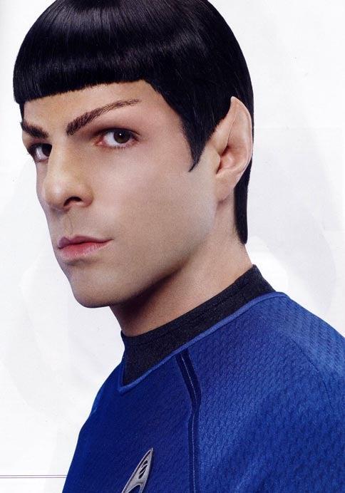 New Star Trek Trailer Shows A Slightly Warped Kirk