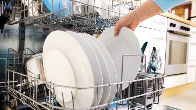 Your Dishwasher Is Gross, But It Won't Kill You