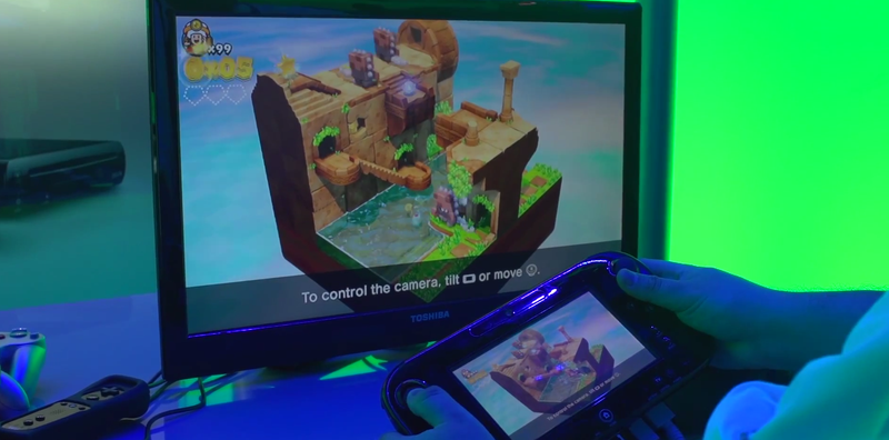​Coming Up on Wii U, A Nintendo Game Where You Can't Jump