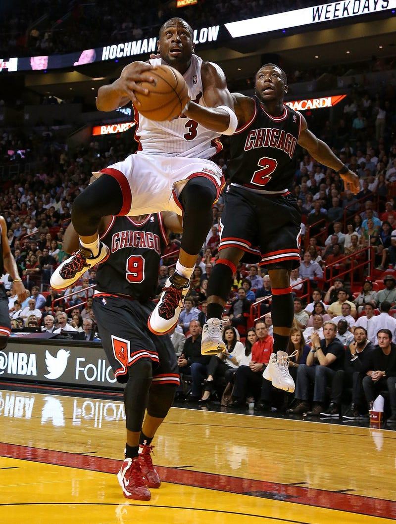 Why The Bulls Won't Go Small-Ball Like The Heat