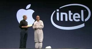 Intel Sticks it to Apple, Working on Cell Phone Chip for iPhone Rivals