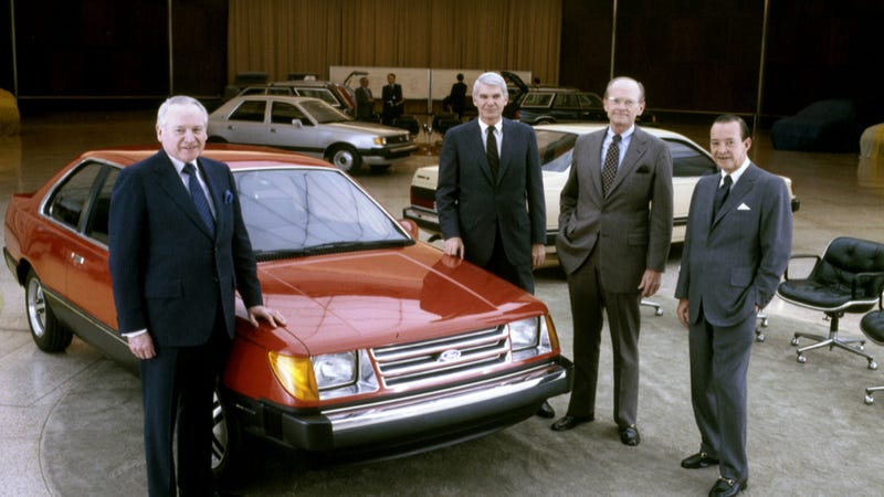 Ford CEO Phil Caldwell Was Weird, Stubborn, Obsessive, But Successful