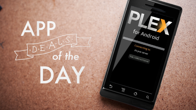 Daily App Deals: Get Plex for Android for $1.99 in Today's App Deals