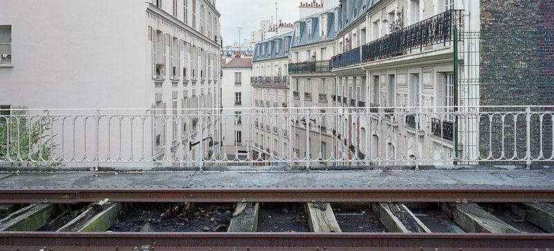 The Overgrown, Disused Railway That Still Runs Around Paris