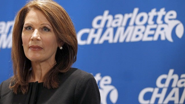 Michele Bachmann Would Reinstate DADT