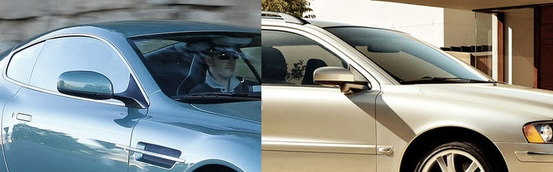 The Volvo V70 Shares Its Parts With A...